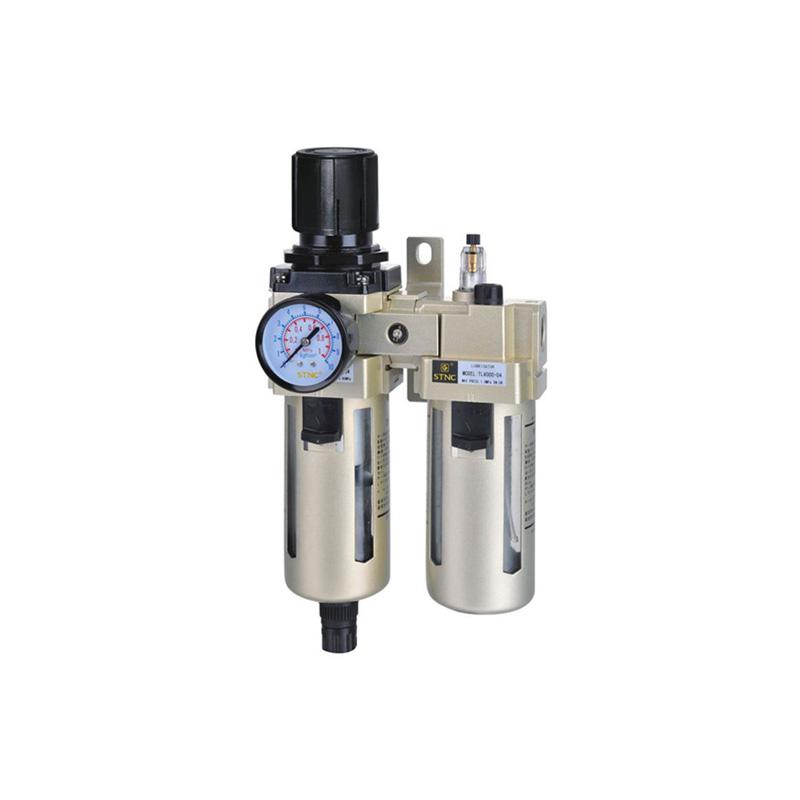 Tipo de drenaje automático de dos piezas de la serie TC