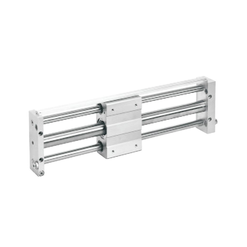 CRYS系列磁耦式无杆气缸(导杆型/滑动轴承)